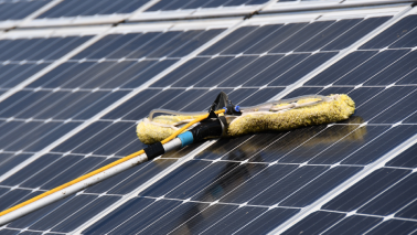 Solar Panels Cleaning &Protecting | King Group