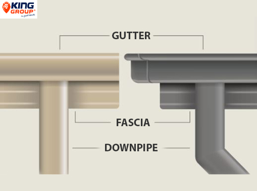 gutter and fascia