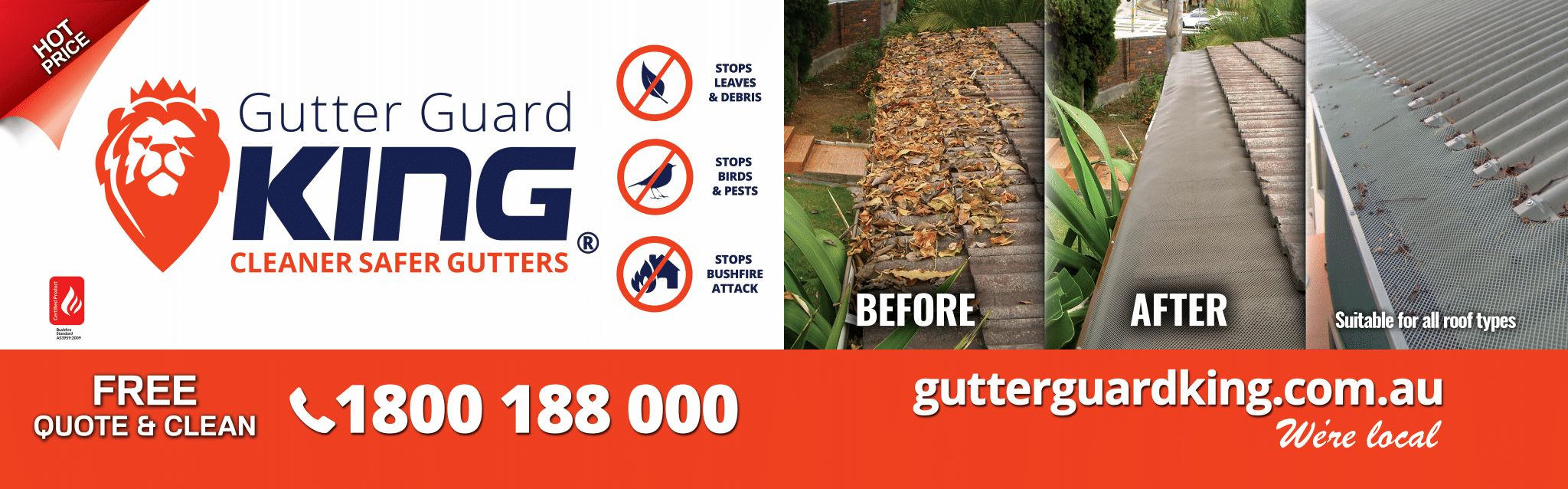 gutter-protection | King Group